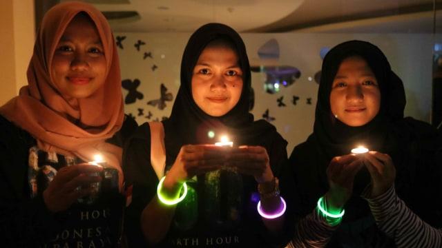 Earth Hour Indonesia, Surabaya