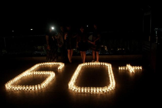 Earth Hour Indonesia, NTT