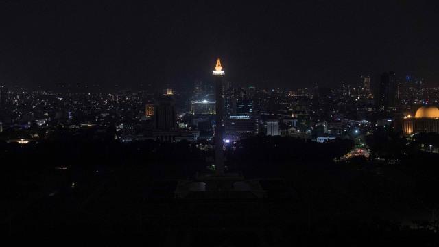 Earth Hour, Jakarta