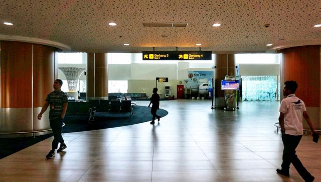 Akibat Sepi Penumpang, Bandara Kertajati Buka Fasilitas Bengkel Pesawat (102086)
