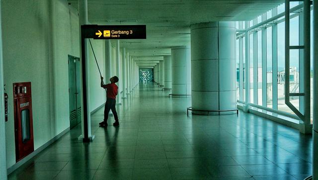 Akibat Sepi Penumpang, Bandara Kertajati Buka Fasilitas Bengkel Pesawat (102087)
