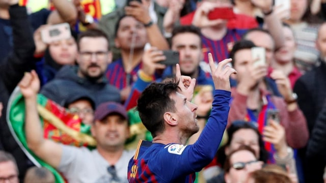 Valverde: Kondisi Messi Sempurna (186276)
