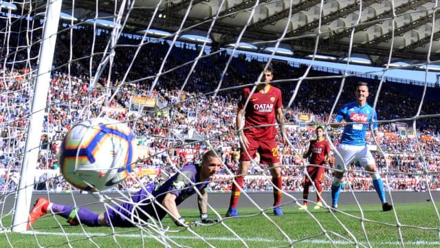 AS Roma vs Napoli