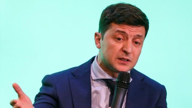 Volodymyr Zelensky, Komedian yang Menuju Kursi Presiden Ukraina (513456)