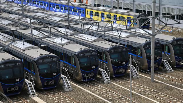 MRT: Fokus Kami Pengadaan Lahan Park and Ride, Bukan Tambah Fasilitas (404718)