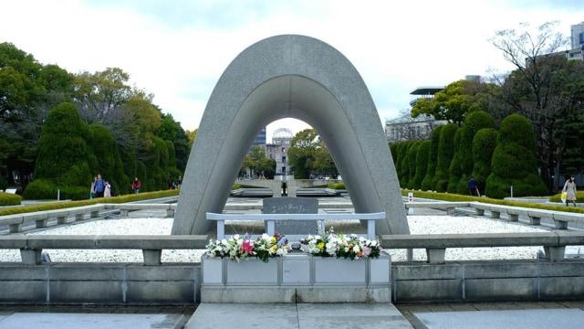 Monumen Hiroshima, Merawat Kisah Bom Atom Perang Dunia II (26434)