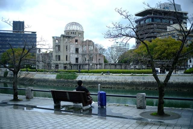 Monumen Hiroshima, Merawat Kisah Bom Atom Perang Dunia II (26435)