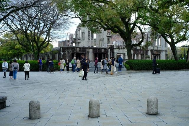 Monumen Hiroshima, Merawat Kisah Bom Atom Perang Dunia II (26437)