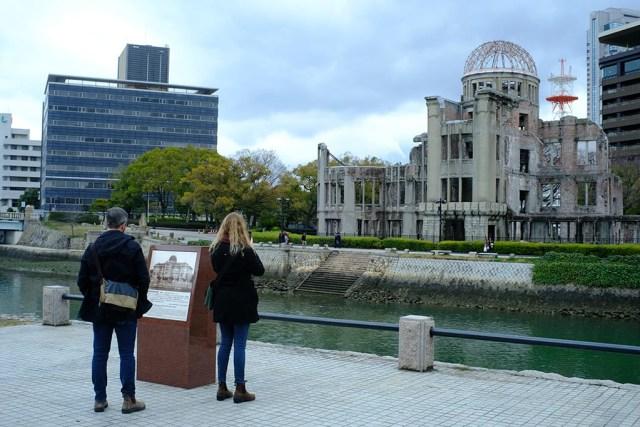 Monumen Hiroshima, Merawat Kisah Bom Atom Perang Dunia II (26438)
