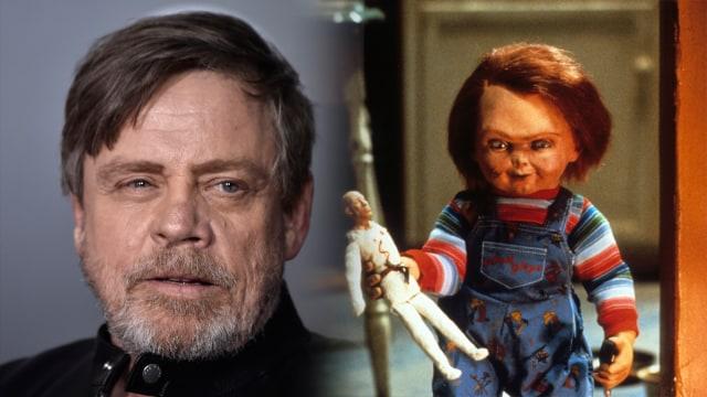 Kolase, Mark Hamill pengisi suara Chucky