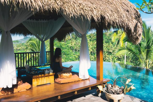 com-Hotel Ramah Lingkungan di Bali