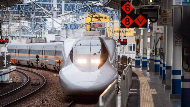 Mulas, Masinis Shinkansen Tinggalkan Kokpit Saat Kereta Melaju 150 Km Per Jam (353795)