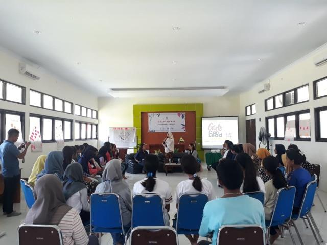 Girls Can Lead dan NVSC Ajak Perempuan Maluku Untuk Memimpin (151736)