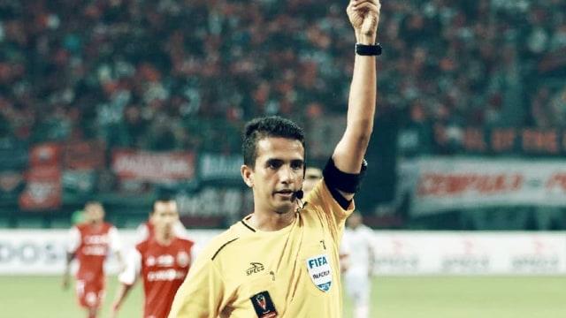 Wasit Indonesia berlisensi FIFA, Thoriq Alkatiri