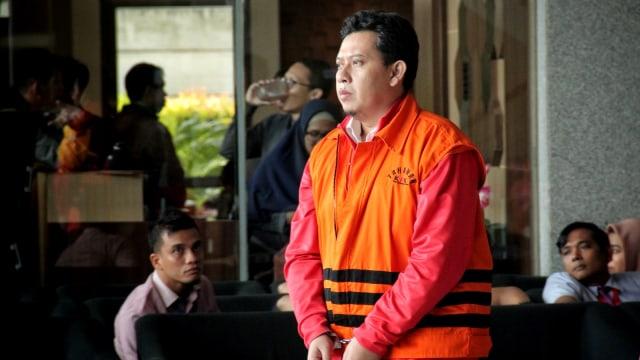 Bupati Cianjur nonaktif Irvan Rivano Muchtar, diperiksa KPK