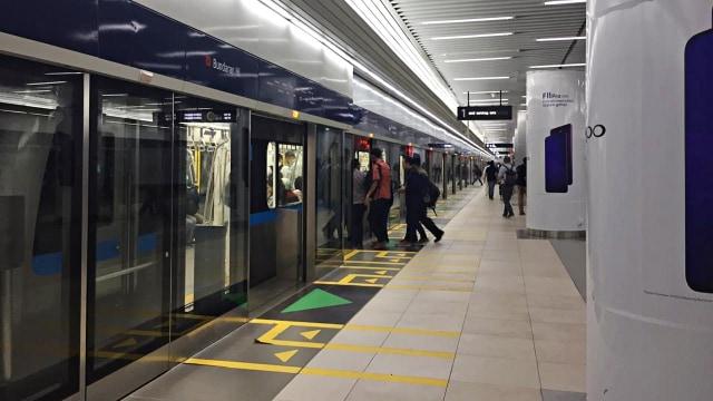 Suasana, MRT