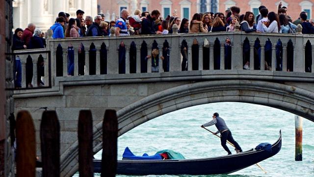 Venesia, Italia, Wisata