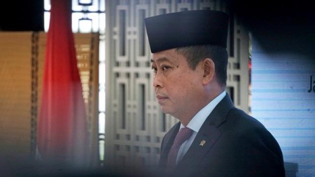 Menteri ESDM Indonesia, Ignasius Jonan