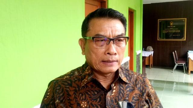 Kepala Staf Kepresidenan, Moeldoko, Acara Silaturahmi PPAD