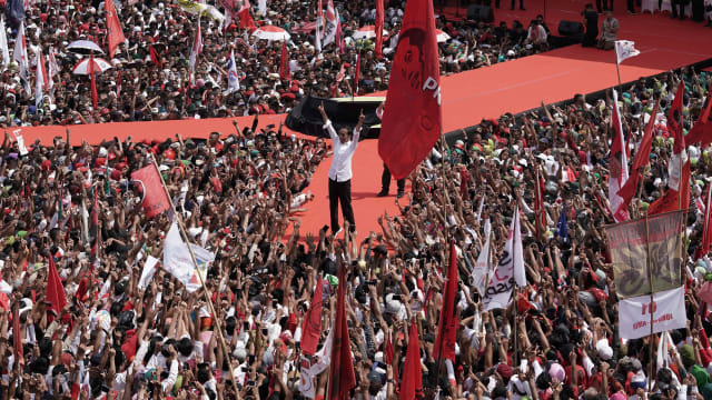 Download 820 Gambar Gbk Jokowi  Gratis