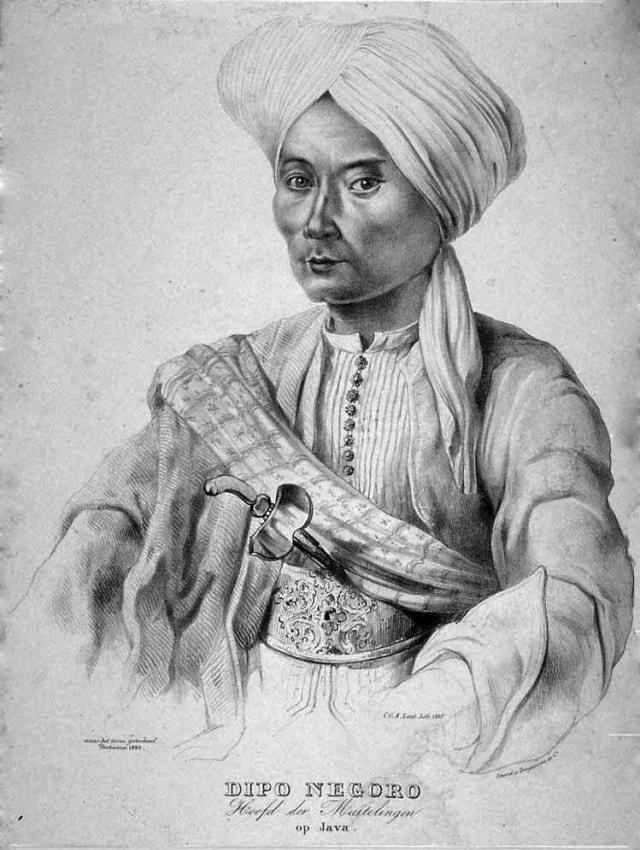 Perempuan-perempuan di Hidup Pangeran Diponegoro (1269)
