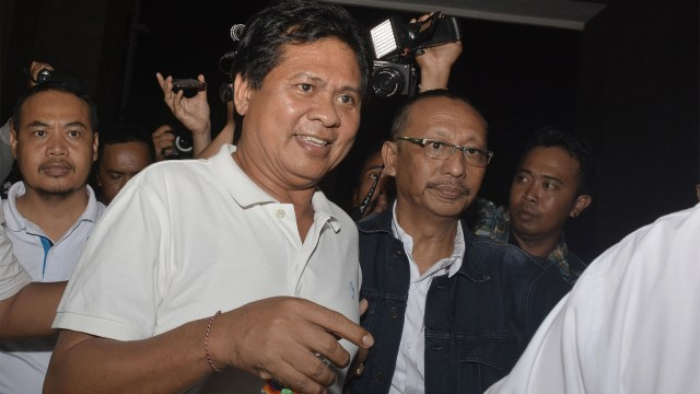 Beralasan Sakit, Eks Wagub Bali Kembali Ajukan Penangguhan Penahanan (1187834)
