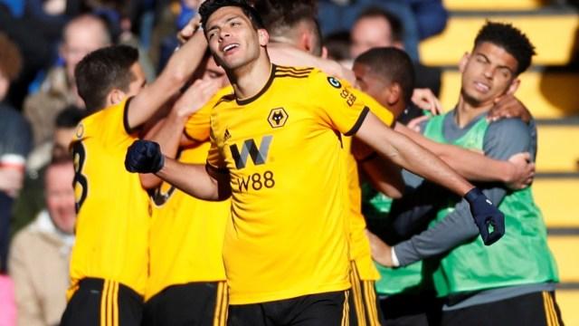 Jika Ditawar Madrid atau Barcelona, Raul Jimenez Mungkin Tinggalkan Wolves (9737)