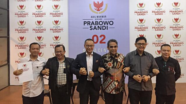Bubar Jalan Barisan Partai Pendukung Prabowo (151022)