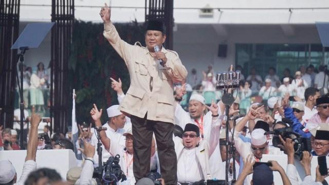 Kampanye Akbar, Prabowo-Sandi, Gelora Bung Karno