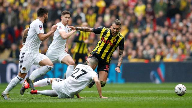 Menjuarai Piala FA, Upaya Watford Menjungkirbalikkan Ekspektasi (65524)