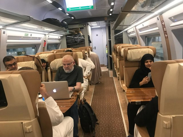 Harramain High Speed Railway