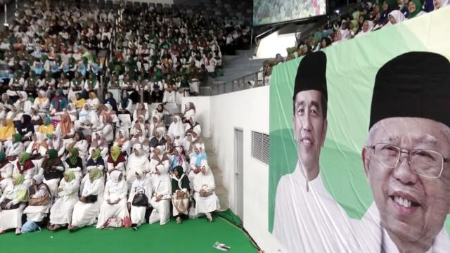 TGB: Pendukung Jokowi-Ma'ruf adalah Orang yang Tidak Suka Memfitnah (15379)