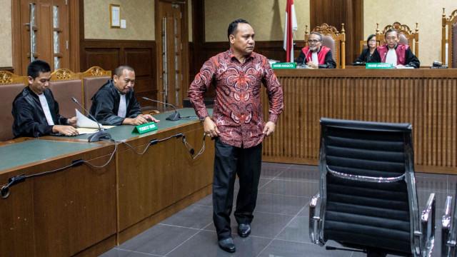 Sidang Putusan Zainal Mus, Tipikor Jakarta