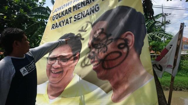 Spanduk Jokowi di Brebes Ditulisi 'Banci' dan 'PKI' (233743)