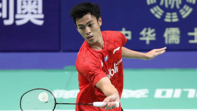 Thailand Open: Shesar Susul Jonatan & Anthony ke 16 Besar (278964)