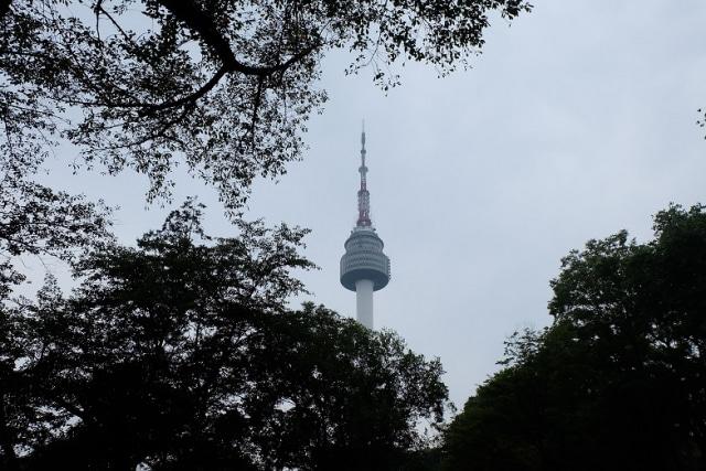 Mengunjungi N Tower, Ikon Unik Kota Seoul (42277)