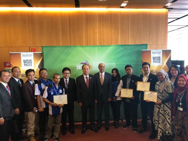 Sarat Tantangan, Karya Internet Indonesia Jaya Berkibar di Dunia (8321)