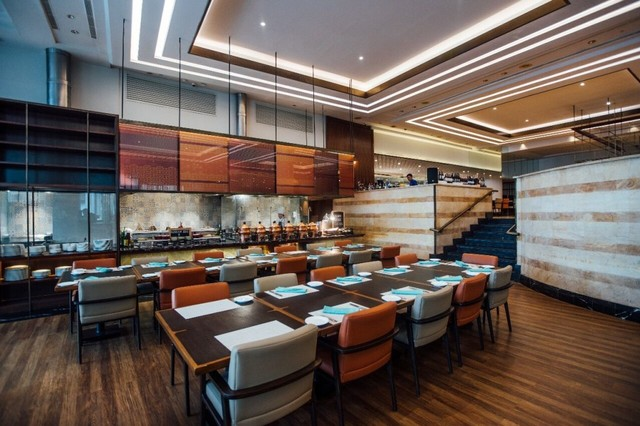 Wajah Baru Sailendra Restaurant Di Jw Marriott Hotel Jakarta Kumparan Com