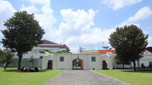 5 Benteng Bersejarah di Indonesia, Ada yang Berusia 476 Tahun (16317)