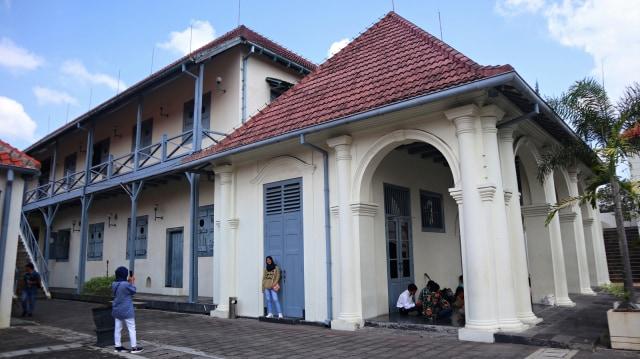 Meniti Kisah Sejarah Di Museum Benteng Vredeburg Yogyakarta Kumparan Com