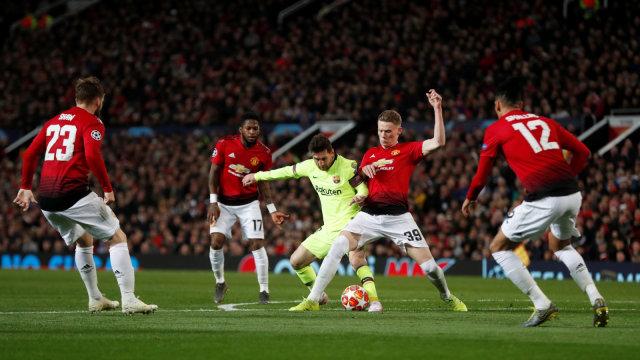 Valverde: Kondisi Messi Sempurna (186275)