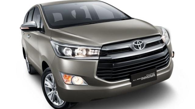 Toyota Umumkan Recall Innova dan Fortuner, Ada Masalah Selang Vacuum Rem (141140)