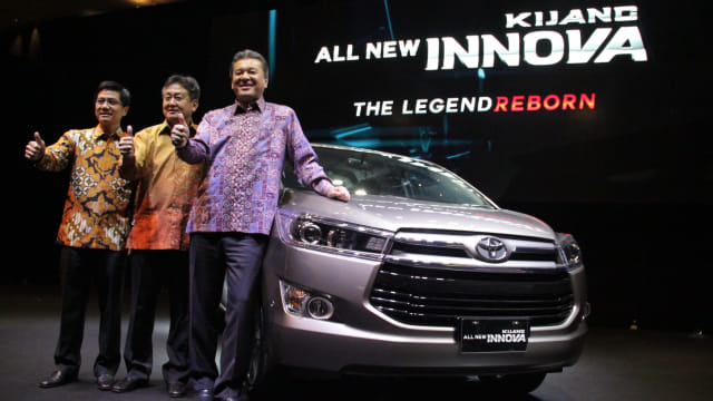 Toyota Indonesia Mulai Produksi Innova Hybrid Tahun 2022? (220421)