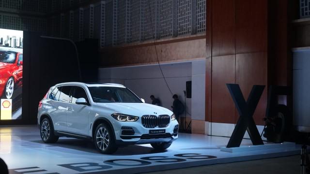 otomotif, BMW, X5, SUV, Eropa,