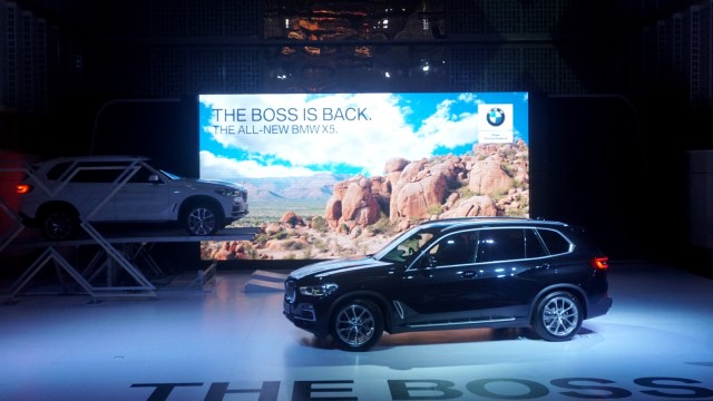 Launching All New BMW X5 (REVISI)