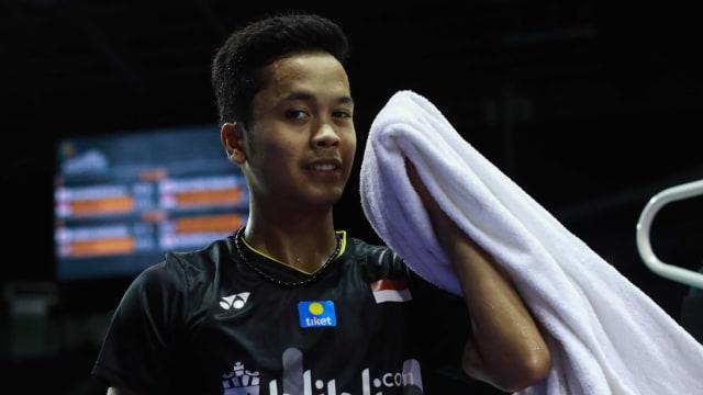 Anthony Ginting Menapak Final Singapura Terbuka (41495)
