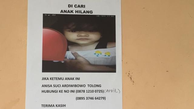 penculikan bayi, Kompleks Bintara III, Bekasi Barat
