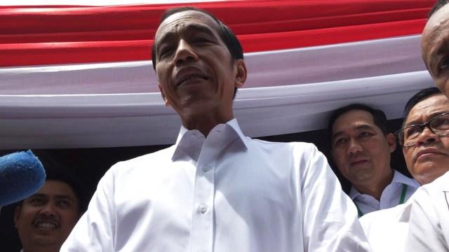 Jokowi soal Surat Suara Tercoblos 01 di Malaysia: Tindak Tegas Saja (308995)