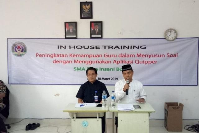 Guru di Bogor Ikuti In House Training Penggunaan Quipper School (126399)