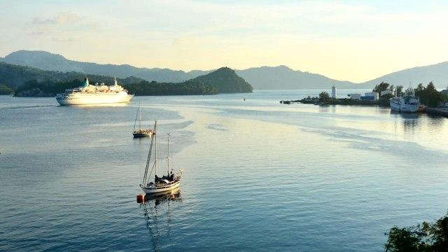 Aceh Tolak 3 Kapal Pesiar untuk Cegah Virus Corona (273141)